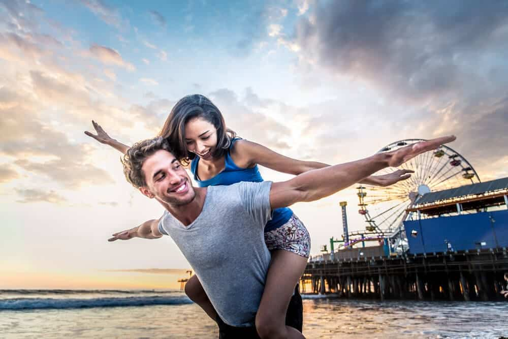Depression and Dating in Southern California