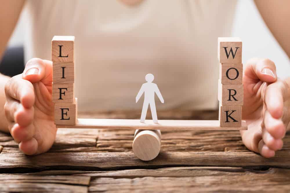Do You Have a Work Life Balance While Working At Home?