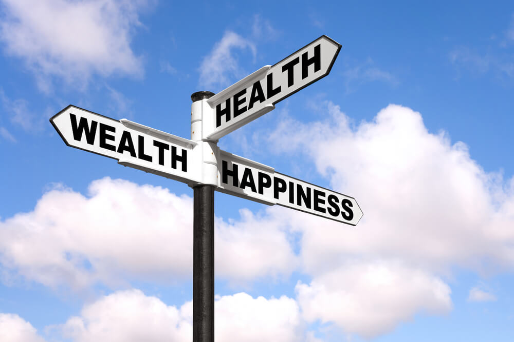 How Does Wealth Affect Happiness